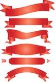 κορδέλλα διανυσματική απεικόνιση
