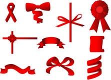κορδέλλες δώρων ελεύθερη απεικόνιση δικαιώματος