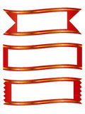 κορδέλλες πλαισίων εμβ&la Στοκ φωτογραφία με δικαίωμα ελεύθερης χρήσης
