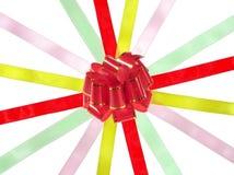 κορδέλλες Στοκ εικόνα με δικαίωμα ελεύθερης χρήσης