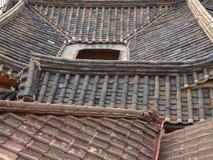 Κορεατικές στέγες Στοκ Εικόνα