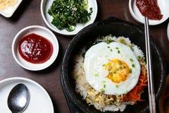 Κορεατική κουζίνα Στοκ φωτογραφίες με δικαίωμα ελεύθερης χρήσης