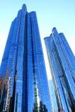 Κορεατικός ουρανοξύστης Στοκ Φωτογραφίες