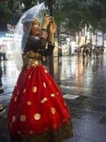 κορεατικός παραδοσια&kappa Στοκ φωτογραφία με δικαίωμα ελεύθερης χρήσης