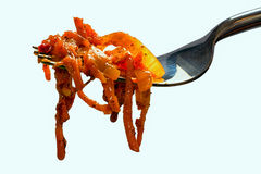 Κορεατικό καρότο Στοκ φωτογραφία με δικαίωμα ελεύθερης χρήσης