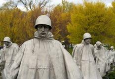 κορεατικό μνημείο 2 στοιχ&e στοκ φωτογραφία με δικαίωμα ελεύθερης χρήσης