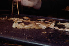 Κορεατικό BBQ Στοκ Εικόνες