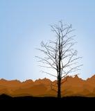 Κορμός δέντρων διανυσματική απεικόνιση