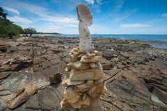 Κορμός των πετρών Στοκ φωτογραφίες με δικαίωμα ελεύθερης χρήσης
