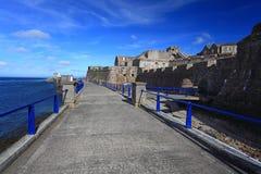 Κορνέτα Castle Guernsey Στοκ Εικόνες