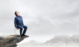 κορυφή ατόμων στοιχείων σχεδίου Στοκ Φωτογραφία