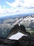 κορυφή ατόμων mtn στοκ φωτογραφία με δικαίωμα ελεύθερης χρήσης