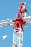 κορυφή γερανών Στοκ φωτογραφία με δικαίωμα ελεύθερης χρήσης
