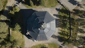 Κορυφή εκκλησιών Στοκ φωτογραφία με δικαίωμα ελεύθερης χρήσης