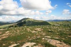 κορυφή λόφων Στοκ Εικόνα