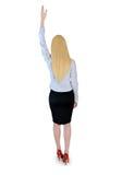 Κορυφή προσιτότητας επιχειρησιακών γυναικών Στοκ Εικόνες