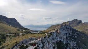 Κορυφή της κορυφής στοκ φωτογραφία