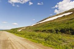 Κορυφή της παγκόσμιας εθνικής οδού Στοκ εικόνες με δικαίωμα ελεύθερης χρήσης