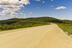 Κορυφή της παγκόσμιας εθνικής οδού Στοκ Εικόνες