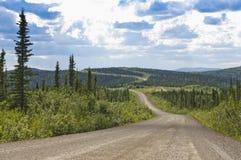 Κορυφή της παγκόσμιας εθνικής οδού Στοκ φωτογραφίες με δικαίωμα ελεύθερης χρήσης