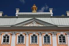 Κορυφή του αυτοκρατορικού παλατιού στοκ φωτογραφίες