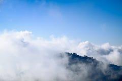 Κορυφή του βουνού Στοκ εικόνες με δικαίωμα ελεύθερης χρήσης