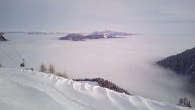 Κορυφή του βουνού στοκ εικόνες