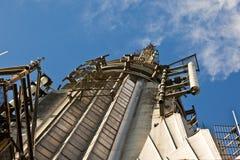 Κορυφή του Εmpire State Building Στοκ εικόνες με δικαίωμα ελεύθερης χρήσης