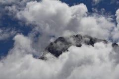 Κορυφή του κόσμου Στοκ εικόνες με δικαίωμα ελεύθερης χρήσης