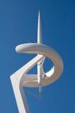 Πύργος επικοινωνιών Montjuic Στοκ Εικόνες