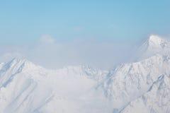 Κορυφή των ορών Στοκ φωτογραφίες με δικαίωμα ελεύθερης χρήσης