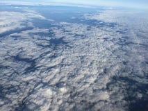 Κορυφή των σύννεφων Στοκ Εικόνες