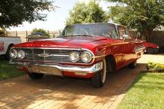 1960 κορυφή φυσαλίδων Chevrolet Impala Στοκ εικόνες με δικαίωμα ελεύθερης χρήσης