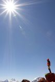 κορυφή Στοκ εικόνες με δικαίωμα ελεύθερης χρήσης