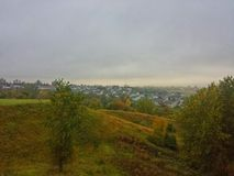 Κορυφή Hill Στοκ Φωτογραφία