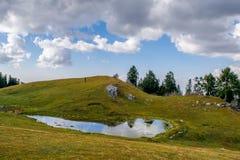 Κορυφή Mukshpuri Στοκ Φωτογραφίες