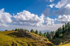 Κορυφή Mukshpuri Στοκ Εικόνες