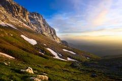 Κορυφή Timfi Στοκ εικόνα με δικαίωμα ελεύθερης χρήσης