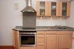 κορυφαία μονάδα κουζινών γρανίτη Στοκ εικόνα με δικαίωμα ελεύθερης χρήσης