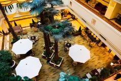 κορυφαία όψη καφέδων Στοκ εικόνες με δικαίωμα ελεύθερης χρήσης