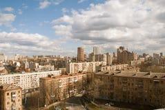 κορυφαία όψη σημείου του Κίεβου στοκ φωτογραφίες με δικαίωμα ελεύθερης χρήσης