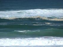 κορυφαία όψη του Ατλαντικού Ωκεανού Στοκ φωτογραφία με δικαίωμα ελεύθερης χρήσης