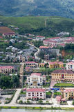 κορυφαία όψη του Βιετνάμ sapa Στοκ εικόνα με δικαίωμα ελεύθερης χρήσης