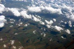 κορυφαία όψη στοκ εικόνα