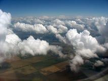 κορυφαία όψη Στοκ Φωτογραφία