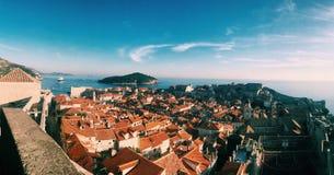 κορυφαία όψη Στοκ εικόνα με δικαίωμα ελεύθερης χρήσης