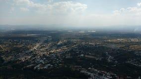 κορυφαία όψη Στοκ Εικόνες