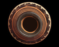 κορυφαία vase όψη στοκ φωτογραφία με δικαίωμα ελεύθερης χρήσης