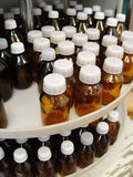 κορυφαίο λευκό βιδών ια&tau Στοκ φωτογραφία με δικαίωμα ελεύθερης χρήσης