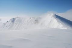 κορυφαίο λευκό Στοκ φωτογραφίες με δικαίωμα ελεύθερης χρήσης